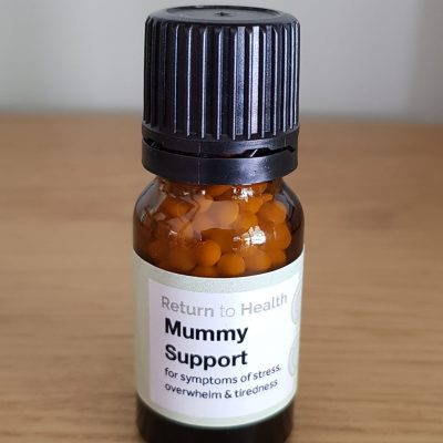 mummy support homeopathic remedy