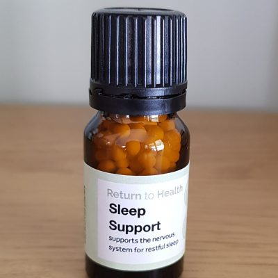 sleep support homeopathic remedy