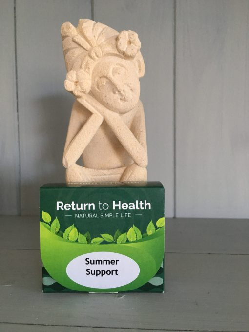 summer support kit homeopathic rememdies
