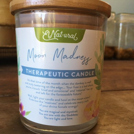 moon madness therapeutic candle